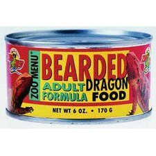 Bearded Adult Dragon Wet Food