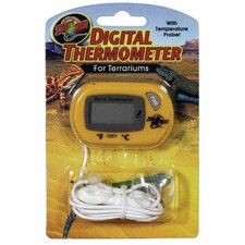 <strong>Zoo Med</strong> Digital Thermometer for Terrariums
