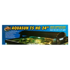Aquasun T5-HO Double Light Linear Fluorescent Hoods