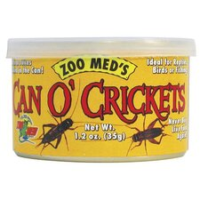 Can O Crickets Pet Food