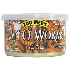 Can O Worms Pet Food