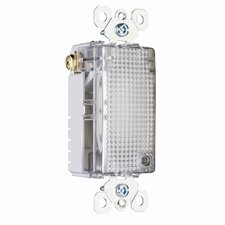 TradeMaster 120V Enhanced Decorator Hallway Light with Sensor