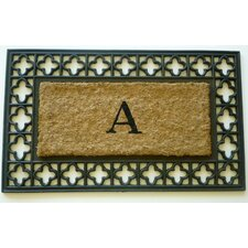 ATuffcor with Patterned Border Mat