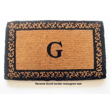 <strong>Geo Crafts, Inc</strong> Imperial Reverse Scroll Border Mat
