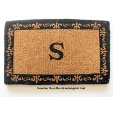 <strong>Geo Crafts, Inc</strong> Imperial Fleur-De-Lis Border Mat