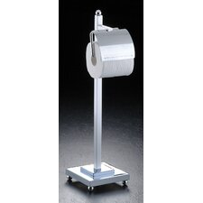 RJWright Home Freestanding Pedestal Toilet Paper Holder