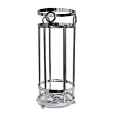 Freestanding Roman Wire Toilet Paper Cylinder