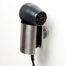 Stainless Steel Blow Dryer Holder