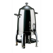 """Save on Additional Items""-Odin 3 Gallon Coffee Urn with Chrome Plated Legs"