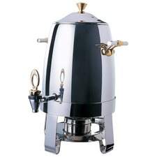 "<strong>SMART Buffet Ware</strong> ""Save on Additional Items""-Odin 3 Gallon Coffee Urn with Stainless Steel Legs"