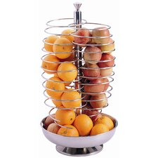 Stainless Steel Swivel Fruit Dispenser