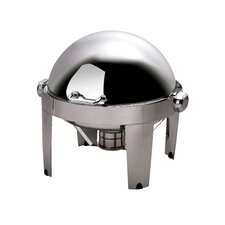 IBIS Stackable Round Chafing Dish with Heater and Spoon Holder