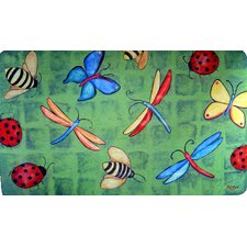 Bug Party Doormat