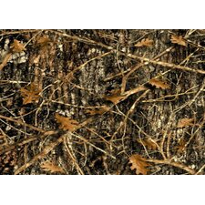 Wildlife Concealed Brown Camo Novelty Rug