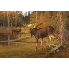 Lambson Moose Intruder Doormat