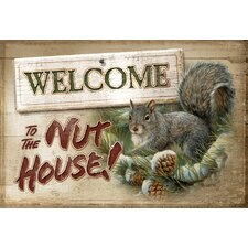 Nut House Doormat