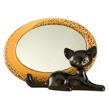 Spiegel Leopard Kitty Animal Kitties