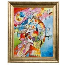 Wandbild Delamonica - 46 x 38,5 cm