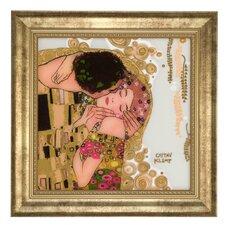 Wandbild Der Kuss