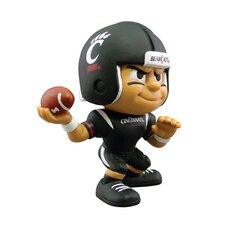<strong>The Party Animal, Inc</strong> NCAA Lil' Teammate Quarterback Figurine