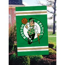 NBA Appliqué House Flag
