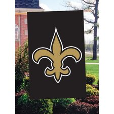 <strong>The Party Animal, Inc</strong> NFL Appliqué House Flag