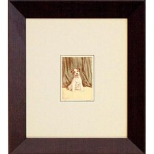 <strong>Phoenix Galleries</strong> Puppy - Welcome Home (Mini) Framed Print