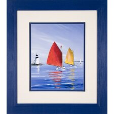 <strong>Phoenix Galleries</strong> Horizon Light Framed Print