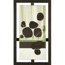 <strong>Phoenix Galleries</strong> Pebble Beach 1 Canvas Transfer Frame Print