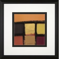<strong>Phoenix Galleries</strong> Sections 3 Framed Print