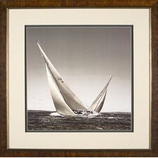 <strong>Phoenix Galleries</strong> Crossing Tack 1 Framed Print