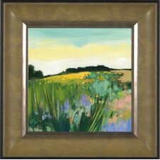 <strong>Phoenix Galleries</strong> Countryside 1 on Canvas Framed Print