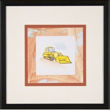 Loader Framed Print