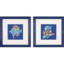 <strong>Phoenix Galleries</strong> Tropical Fish Framed Prints