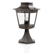Hedge 1 Light Pedestal Lamp