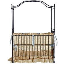 Stationary Canopy Crib