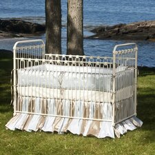 Classic Iron Stationary Crib