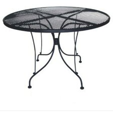 <strong>DC America</strong> Charleston Round Wrought Iron Table