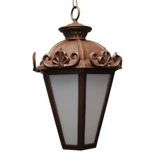 Parisian PE4400 Series 3 Light Hanging Lantern