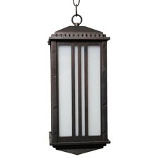 <strong>Melissa Lighting</strong> Parisian PE4400 Series 1 Light Hanging Lantern