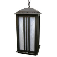 Parisian PE4400 Series 1 Light Hanging Lantern