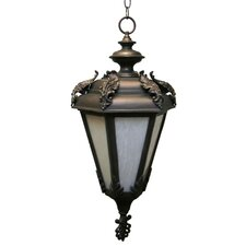 <strong>Melissa Lighting</strong> Parisian PE1500 Series 3 Light Hanging Lantern