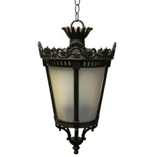 <strong>Melissa Lighting</strong> Tuscany TC4300 Series 3 Light Hanging Lantern