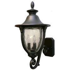 <strong>Melissa Lighting</strong> Tuscany TC3400 Series Wall Lantern