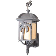 <strong>Melissa Lighting</strong> Americana Palm Tree Series Wall Lantern
