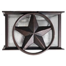 Americana Lone Star Series Flush Mount