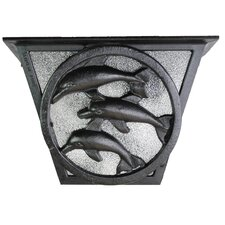 Americana Dolphin Series Flush Mount