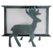 Americana Deer Series Flush Mount