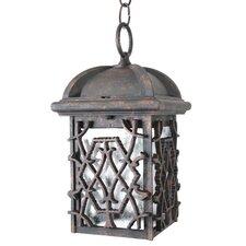 Americana Beddo Series 1 Light Hanging Lantern