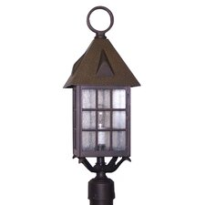 "<strong>Melissa Lighting</strong> Kiss Series 26"" Post Lantern"